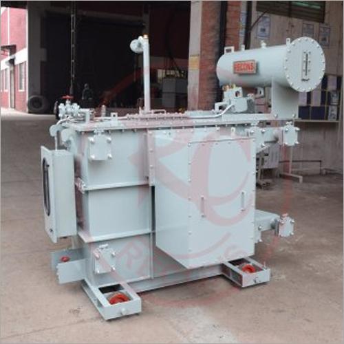 11KV 800 KVA Three Phase Furnace Duty Input Voltage Transformer