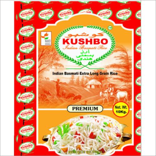Creamy White Indian Basmati Rice