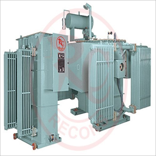 29 KV 36 KV 1500 KVA Automatic Oil Cooled Transformer With Built H T Stabilizer