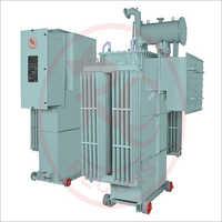 29 KV 36 KV 33 Kv Recons 1500 Kva Copper Wound HT Servo Voltage Stabilizer