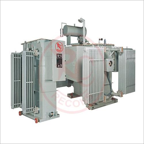 29 KV 36 KV 3500 KVA Automatic Three Phase HT Servo Voltage Controller
