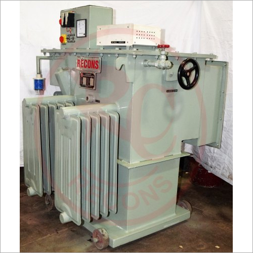 340 V 460 V 400 V Recons 1000 KVA Rolling Contact Servo Voltage Stabilizer