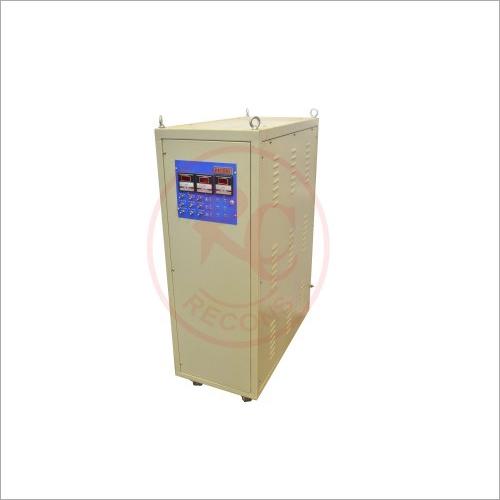 400 V 100 KVA Automatic Three Phase Variac Type Air Cooled Servo Stabilizer