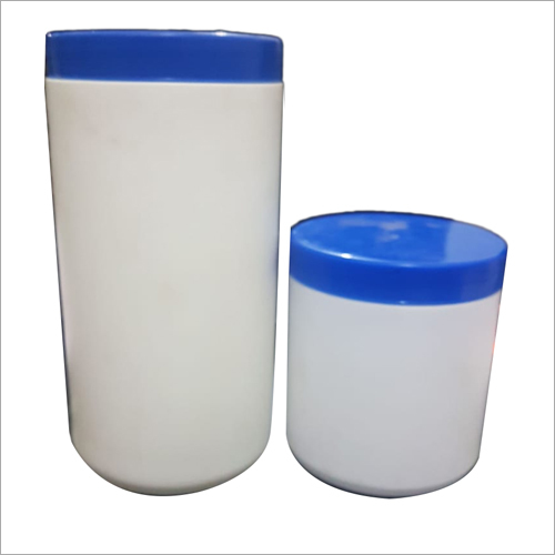 1k And 500gm Round Container
