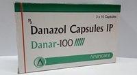 Danazol Capsules