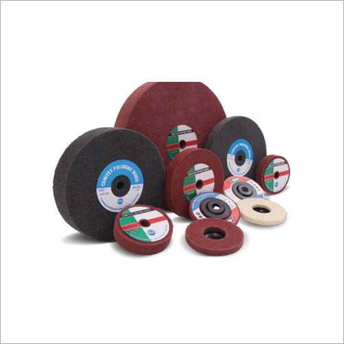 Nonwoven Polishing Abrasive Wheel
