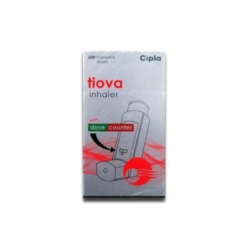 Tiova Inhaler , Tiotropium 9MCG