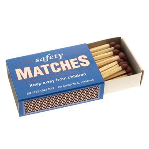 40 Stick Wooden Matches