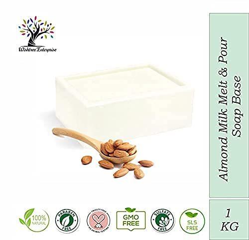 Almond Milk Soap Base