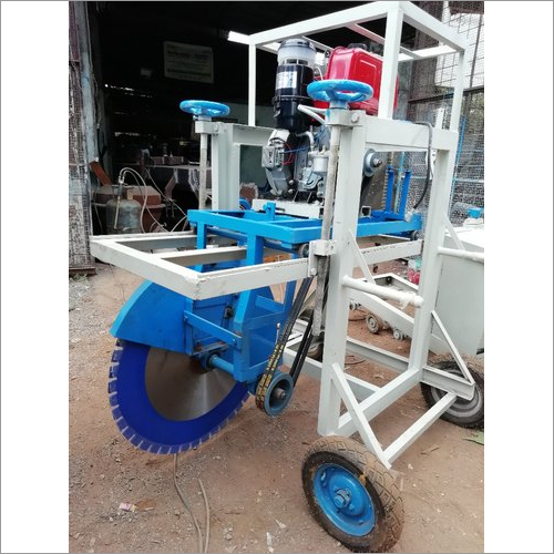 Concrete Divider Cutting Machine