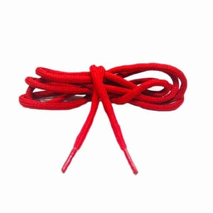 Round Shoe Lace Ss F94 Ht Red