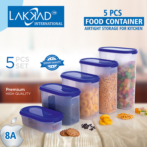 5 PCS Food Container