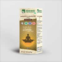 Herbal Immunity Booster Juice