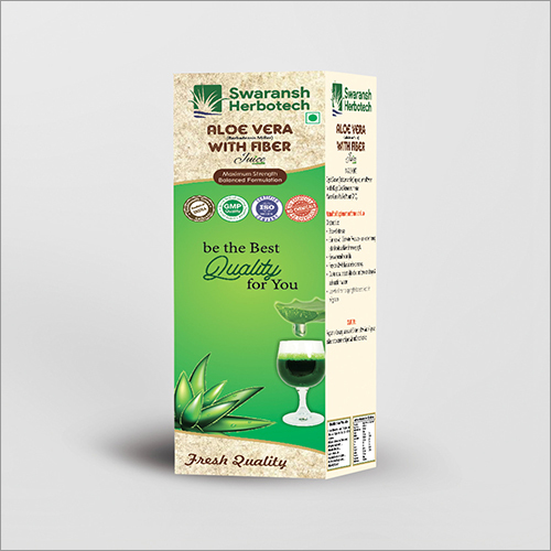 Herbal Aloe Vera With Fiber Juice