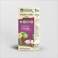 Herbal Obesity Care Juice