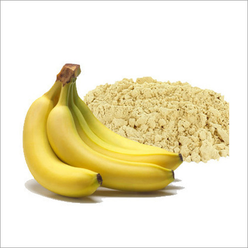 Spray Dried Banana Powder Food Grade