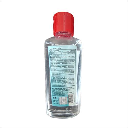 50 ML Hand Sanitizer-Cleanser