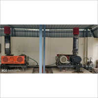 Water Cooled Roots Type Blowers