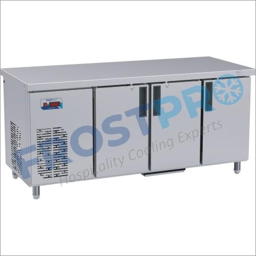 Frostpro Three Door Undercounter Chiller Frostfree Cooling