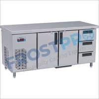 Frostpro Two Door Undercounter Freezer Static Cooling