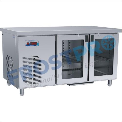 Frostpro Three Door Undercounter Freezer Static Cooling