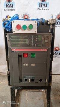 ABB Air Circuit Breaker - 800A