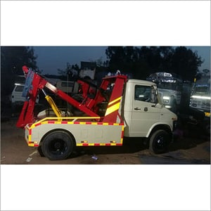 Truck Mounted Vehcile Hydraulic Towing Crane