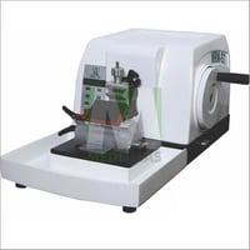 Semi Automatic Microtome MRM-ST