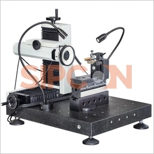 Cutting Tool Inspection And Measurement System