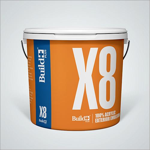 X8 Build Plus Acrylic Exterior Emulsion