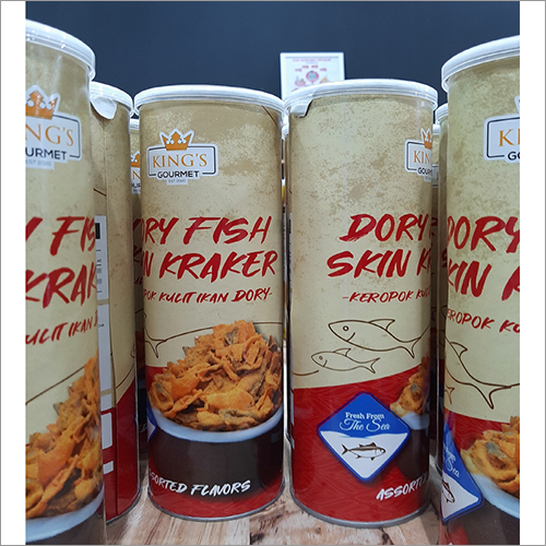 Fish Crackers (Assorted)