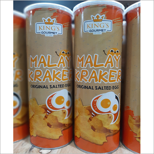 Malay Kraker (Salted Egg)