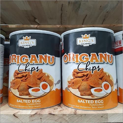Origanu Chips (Salted Egg)