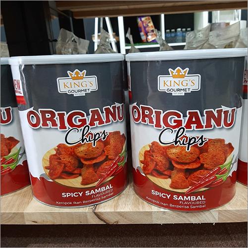 Origanu Chips (Spicy Sambal)