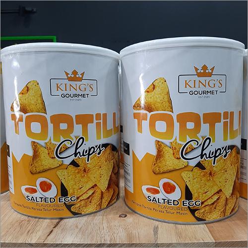 Tortilla Chips (Salted Egg)