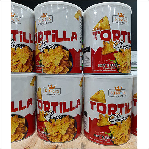 Tortilla Chips (Hot And Spicy)