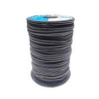 2.5 MM ROUND BRAIDED ELASTIC SS-10100200 IRISH NAVY PANTONE 19-3933 TPG MEDIEVAL BLUE