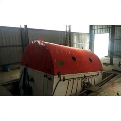 Industrial Rotational Molding Machine