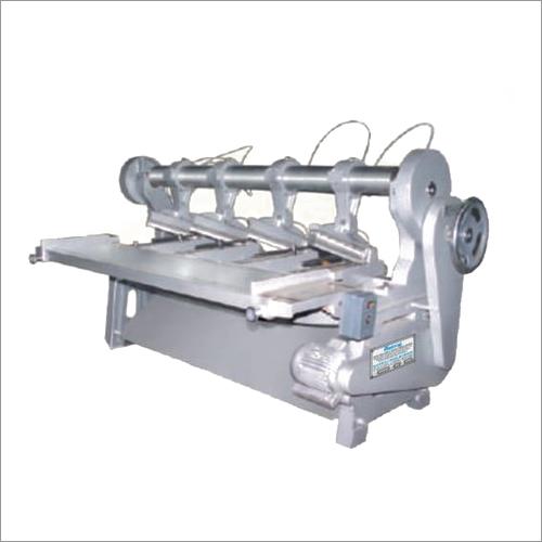 Slotter Slitter Scorer Machine