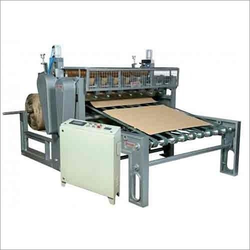 Corrugated Sheet Cut Off Machine