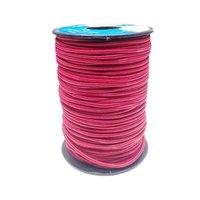2.5 Mm Round Braided Elastic Ss-4920 Rani Pantone 18-2043 Tpg Raspberry Sorbet