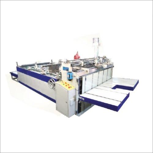 Semi Auto Gluing Machine