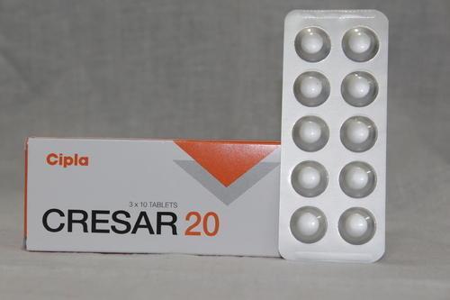 CRESAR 20 MG (TELMISARTAN)