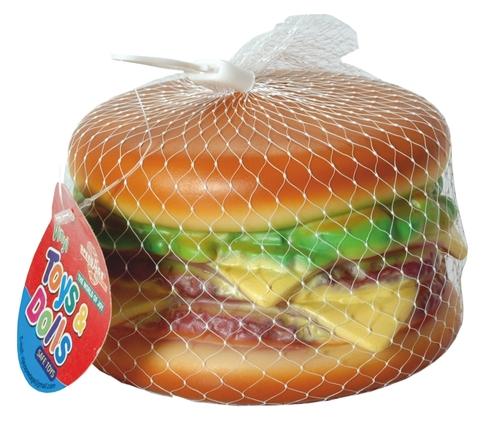 Burger Money Bank