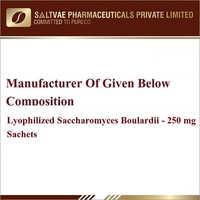 250 MG Lyophilized Saccharomyces Boulardii Sachets