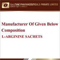 L-Arginine Sachets