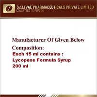 200 ML Lycopene Formula Syrup