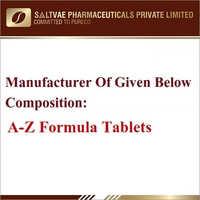 A-Z Formula Tablets