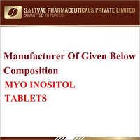 Myo Inositol Tablets