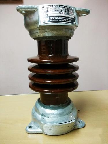 12 Kv Porcelain Lightning Arrester